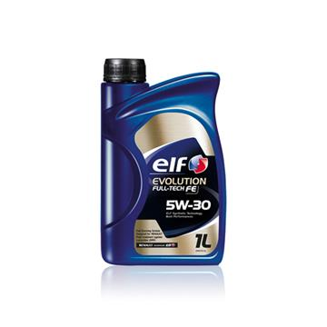 Motorový olej, Elf, Evolution Full-Tech FE (Solaris DPF),  5W-30,  1L