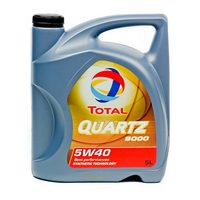 TOTAL, QUARTZ 9000 SAE 5W-40